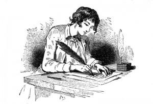 Dibuix de Bernardin de St. Pierre